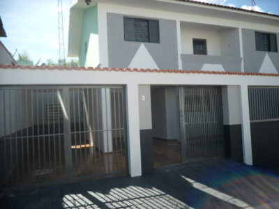 Sobrado - Rua Rodrigues Rabelo, Centro