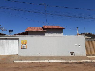 Casa 3Qts - Residencial Morada do Sol.
