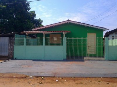 Casa 02 quartos, Vila Operária