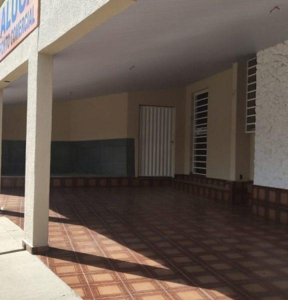 Salas comerciais, Centro