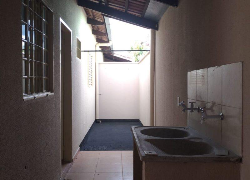 Casa 02 quartos, Setor Saleiro