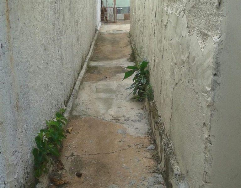 Casa 01 quarto, Vila Operaria