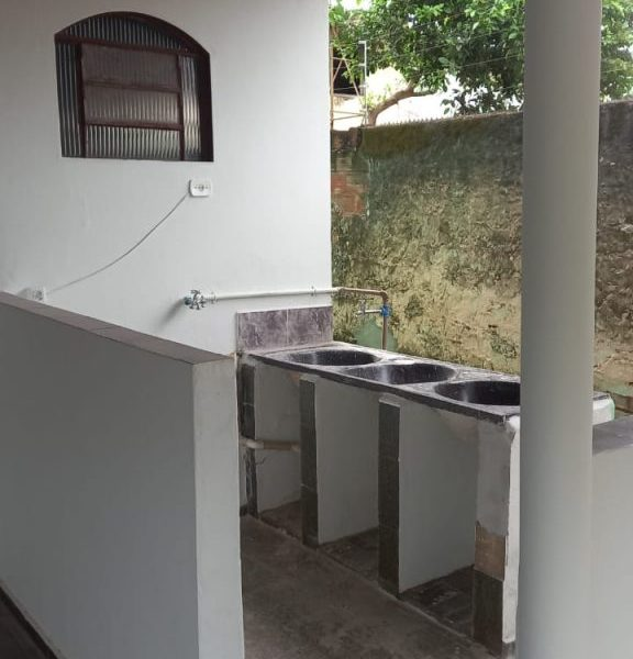 Casa 03 quartos, Vila Heitor