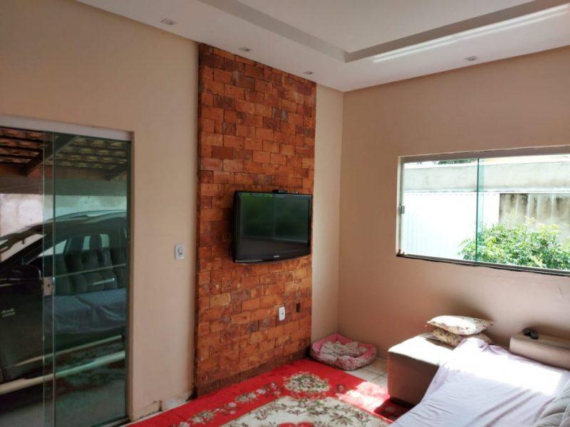 Casa 03 quartos, Goianira