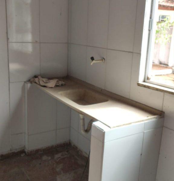 Barracão 02 quartos, Vila Marise