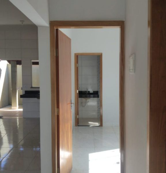 Casa 02 quartos, Residencial Atlântida