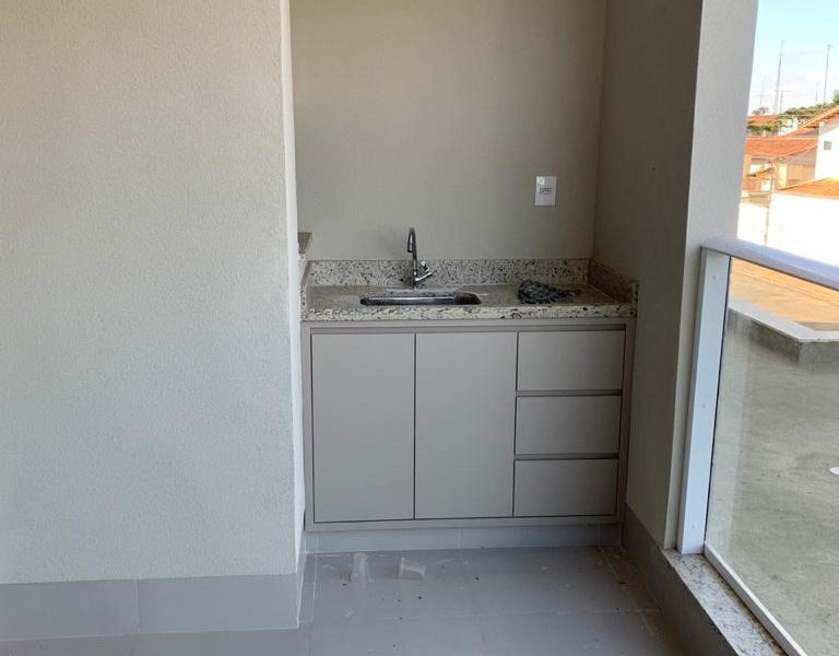 Apartamento 03 quartos, Ed. Passeio das Àguas, Centro