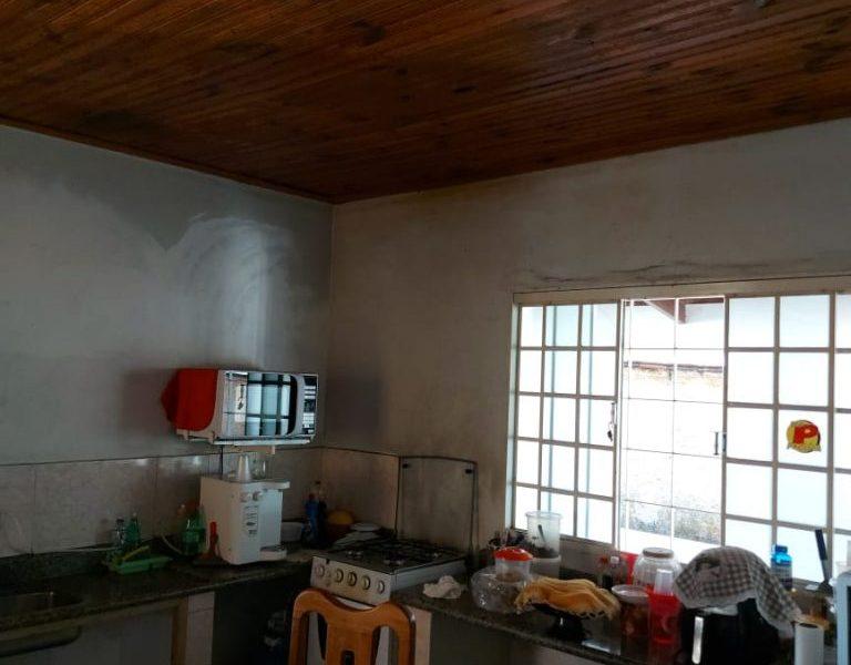 Casa 03 quartos, Bairro Anhanguera