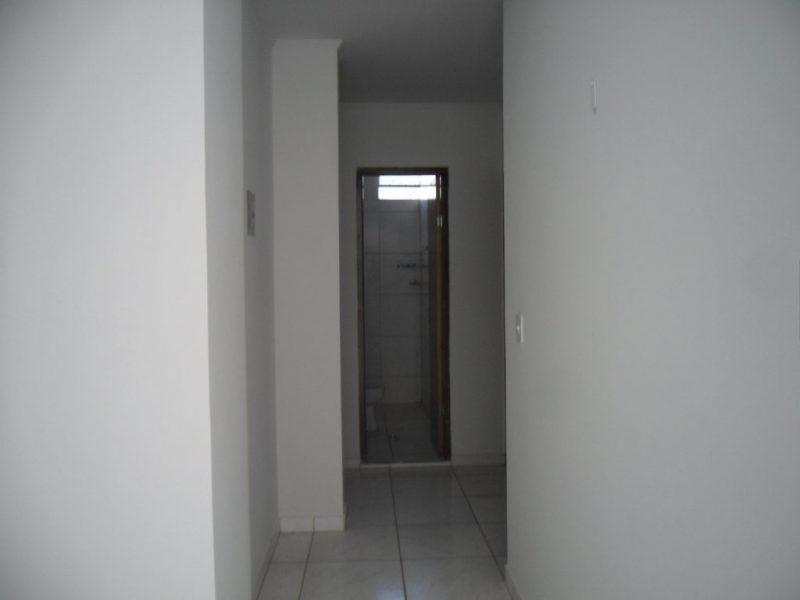 Quitinete 02 quartos, Centro