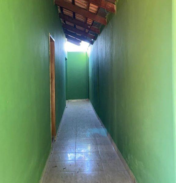 Casa 03 quartos, Setor Paraíso