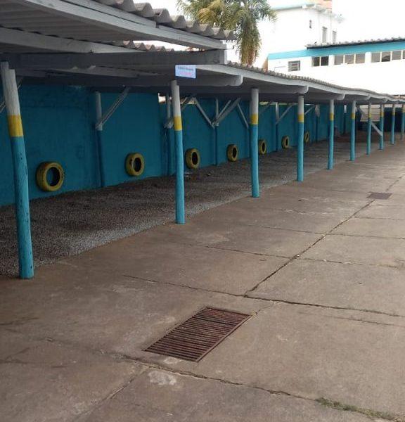 Ponto comercial (estacionamento), Centro