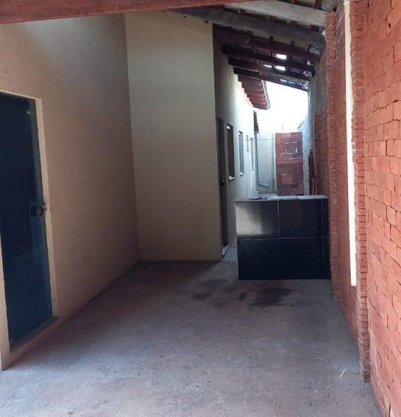Casa 02 quartos, Residencial João Do Couto.