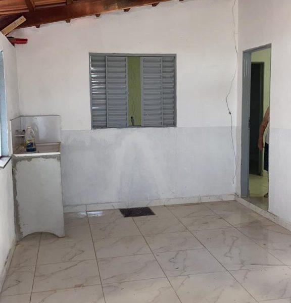 Barracão 02 quartos, Setor Eudorado