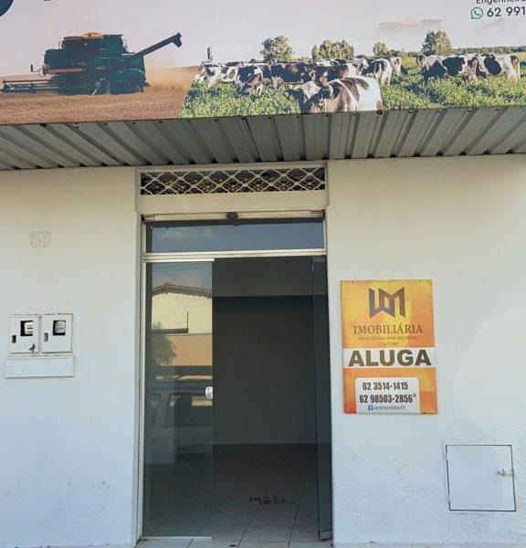 Sala Comercial, Bairro Jussara.