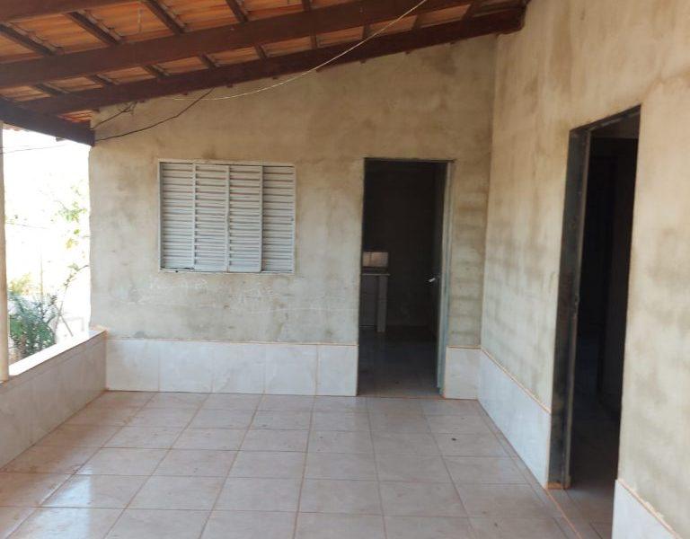 Casa 02 quartos, Setor Santa Bárbara